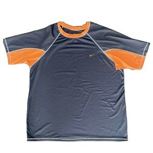 Nike Athletic T-shirt Poly/Spandex Top
